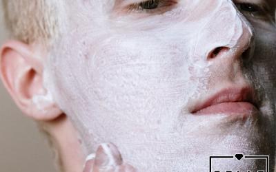 Rutina básica del cuidado de la piel para hombres