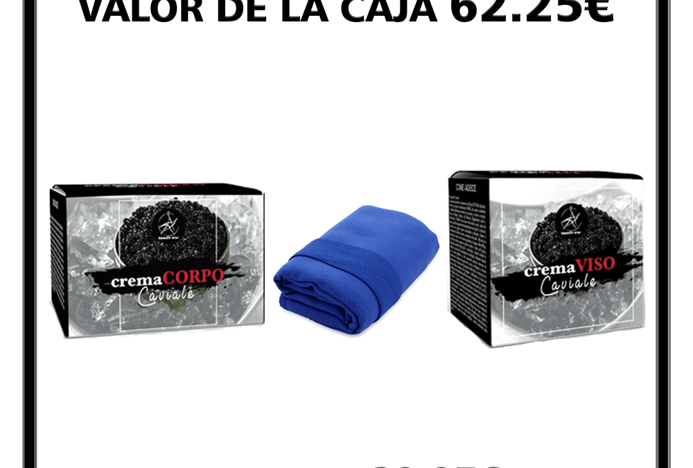 Bellezisimo BOX – Agosto 2021
